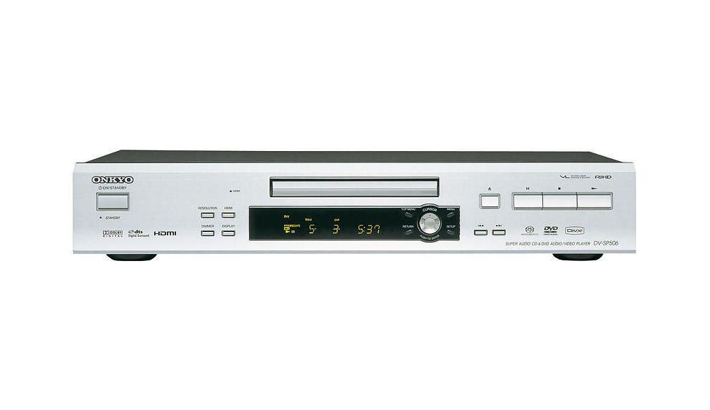 Powieksz do pelnego rozmiaru onkyo, onkio, onkjo, onkjio, onkayo Onkyo DV-SP506, dv sp506, dvsp506,  odtwarzacz dvd, dvd, player
